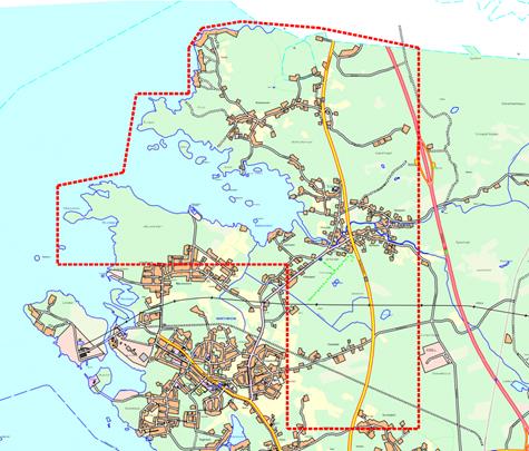 Kartaston Laadunparantaminen Haukiputaan Parkumaen Alueella 2018