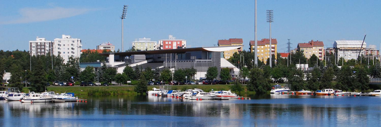 Uimahallit kohteessa Oulu, Pohjois-Pohjanmaan maakunta