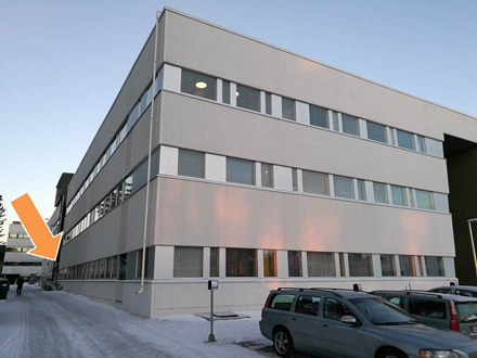 Aapistie 7 Oulu