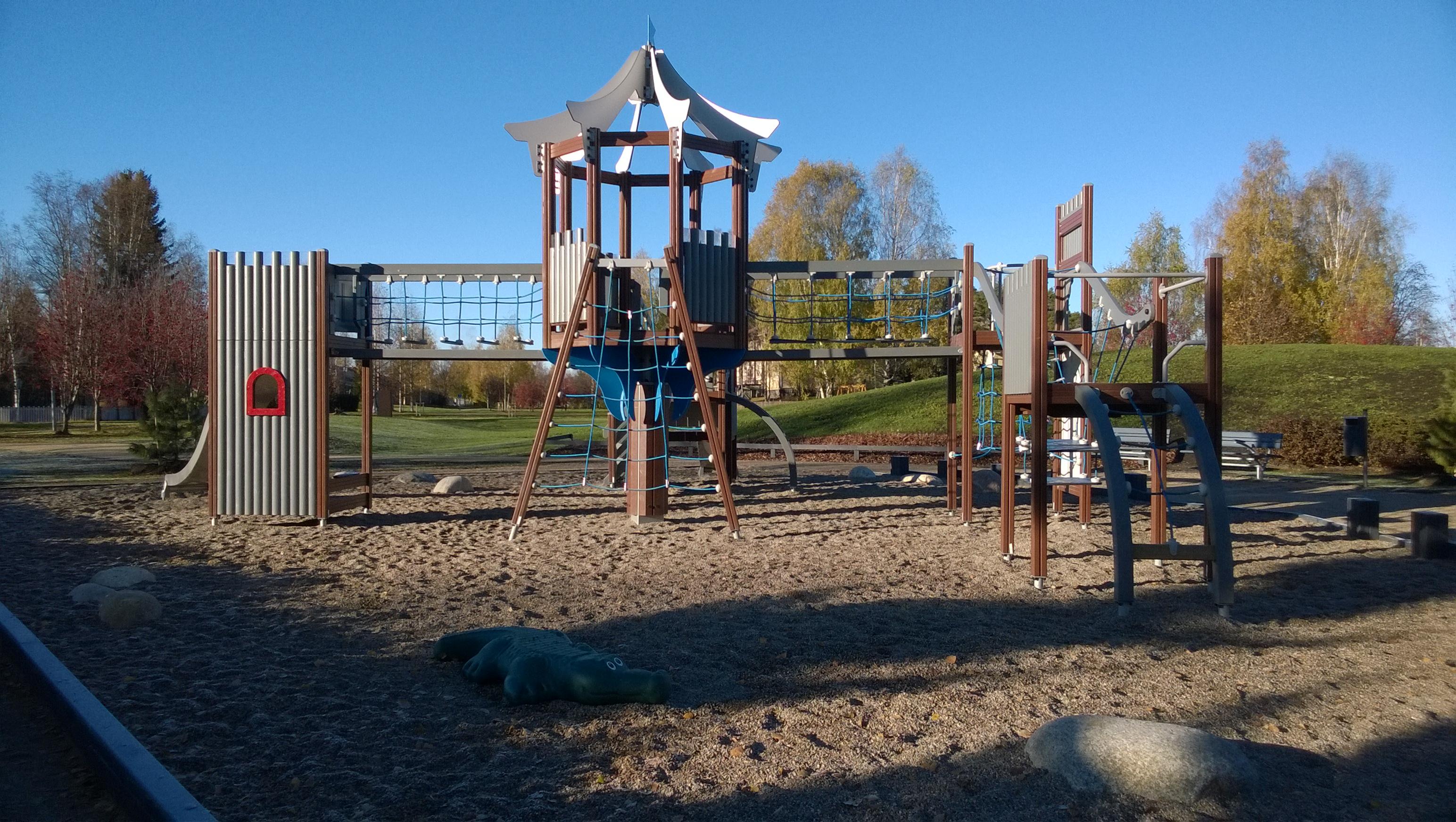 Leikkipuisto Oulu
