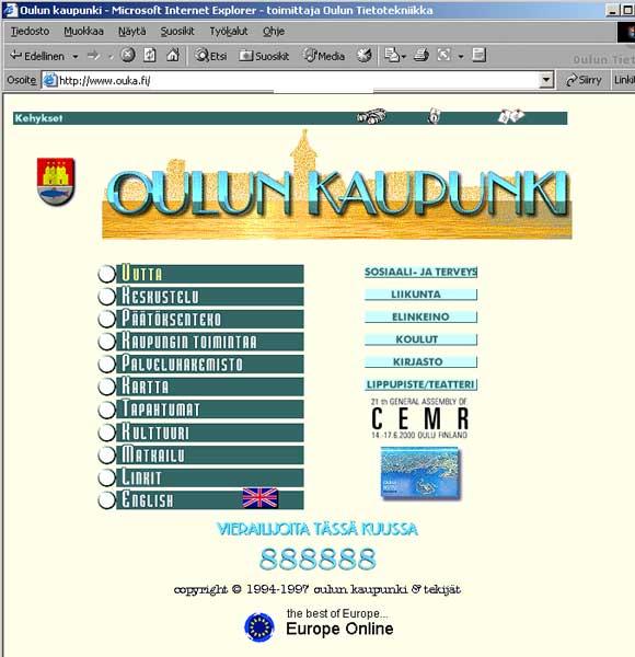 Oulu - Oulun kaupunki
