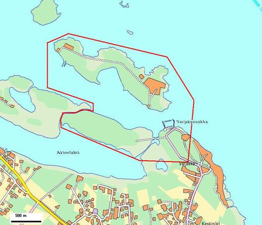 Varjakka 2020 - Varjakka - Oulun kaupunki