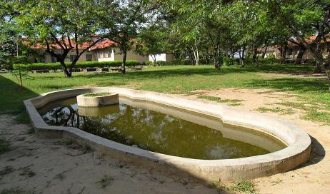 Tansania haukipudas haukiputaan lukio oulun kaupunki for Koi pond labradors